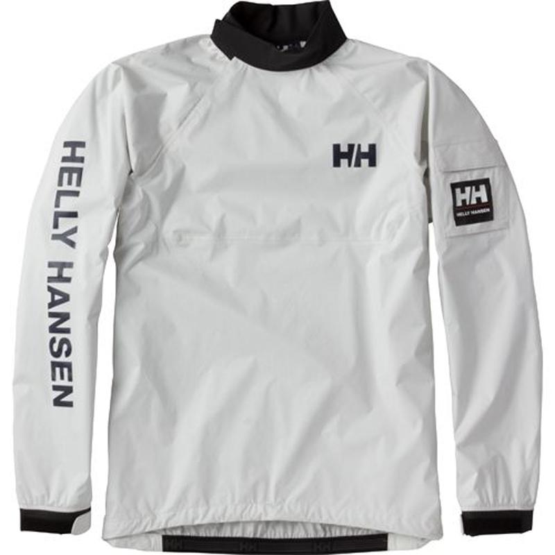 HELLY HANSEN(ヘリーハンセン) HH11703 TEAM SMOCK TOP 2 XS W(ホワイト) HH11703