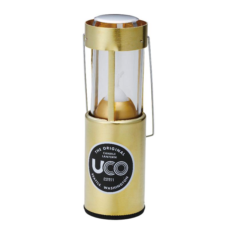 アウトドアランタン UCO ユーコ オンラインショップ 日本限定 キャンドルランタン 24350 ブラス