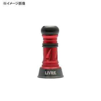 リブレ(LIVRE) カスタムバランサー Short シマノ用 C2タイプ ガンメタ×レッド CBS-CA2-GMR