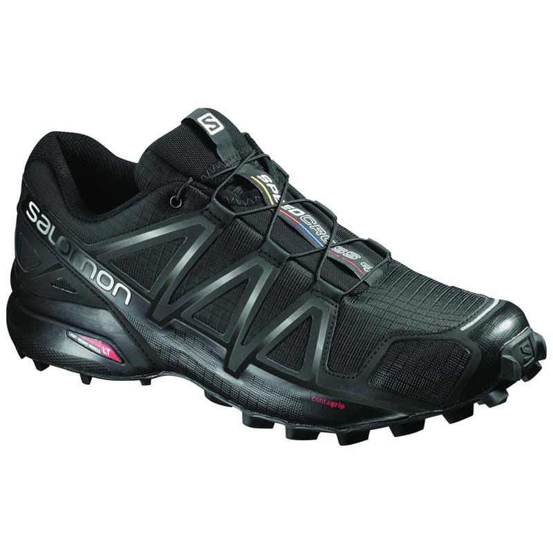 SALOMON(サロモン) FOOTWEAR SPEEDCROSS 4 26.0cm Black×Black×Black L38313000