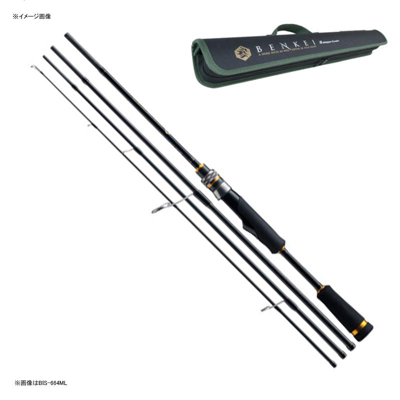 メジャークラフト ベンケイ 4ピースモデル BIS-644L