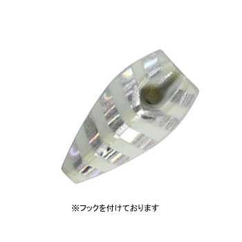 タイラバ タイテンヤ ハヤブサ 買収 Hayabusa 無双真鯛 貫撃遊動テンヤ 8号 #7 SE105 激安通販ショッピング ケイムラゼブラグロー