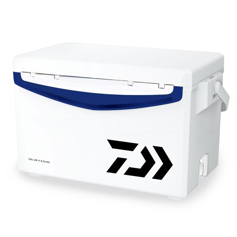 フィッシングクーラー ダイワ Daiwa クールライン アルファ2 25L ブルー 2500 新作 03301017 GU NEW売り切れる前に☆