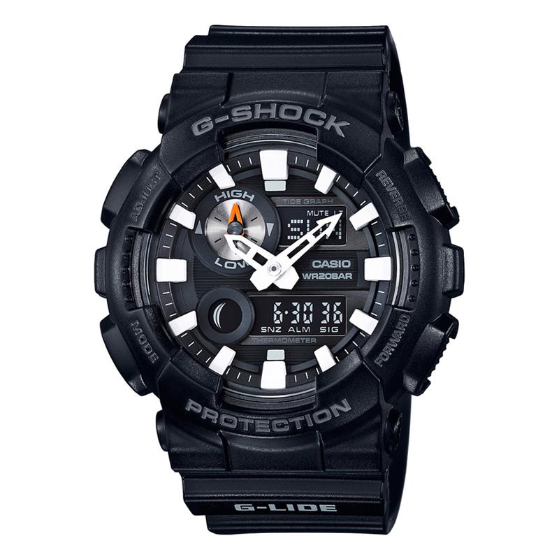 G-SHOCK(ジーショック) 【国内正規品】GAX-100B-1AJF20気圧防水 55×51.2 ブラック GAX-100B-1AJF