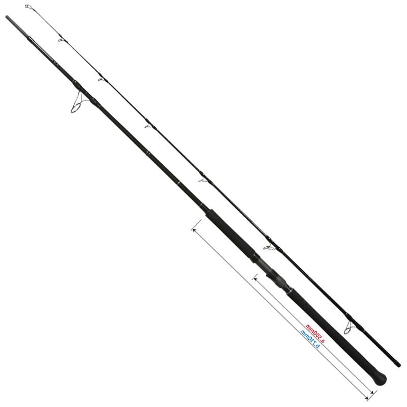 【最安値挑戦】 YAMAGA SWTJ-63M Blanks(ヤマガブランクス) SeaWalk Taijigging(シーウォーク タイジギング) SWTJ-63M【大型商品【大型商品】 タイジギング)】, おくりものマルシェ:af4ea393 --- aqvalain.ru