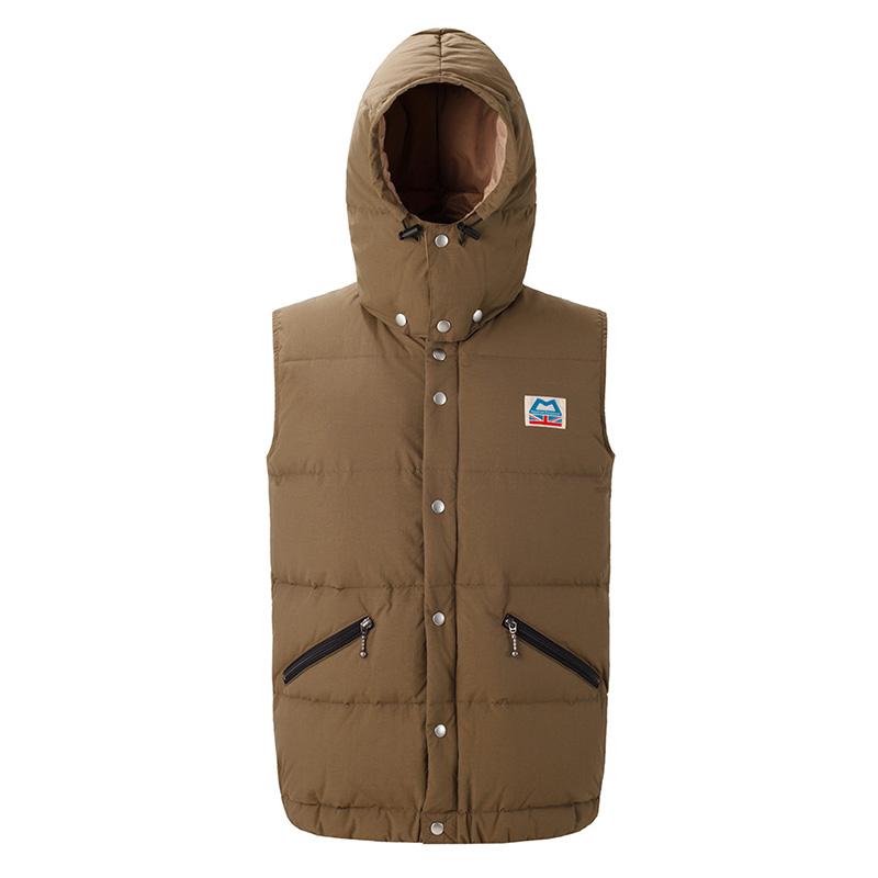 【P10倍☆3店舗買い回りで!4/9~】 マウンテンイクイップメント(Mountain Equipment) Retro Lightline Vest(レトロライトラインベスト) M オリーブ 421358