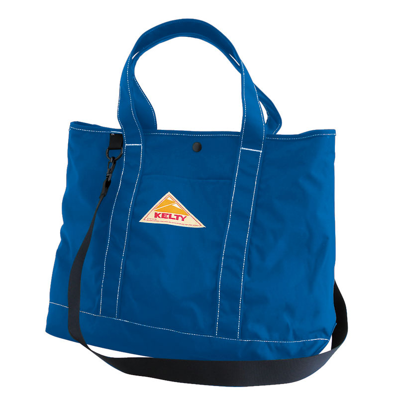 KELTY(ケルティ) NYLON TOTE M 28L/M New Blue 2592054