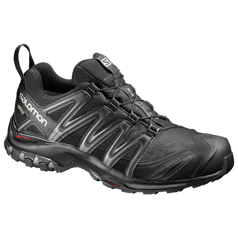 SALOMON(サロモン) FOOTWEAR XA PRO 3D GTX(R) 27.5cm Black×Bk×Magnet L39332200