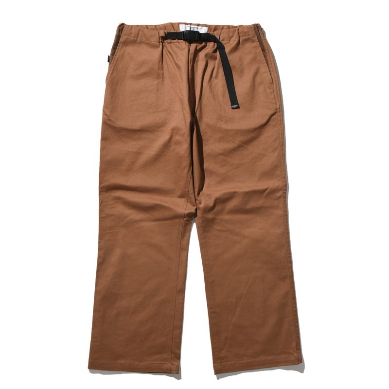 BELLWOODMADE(ベルウッドメイド) AWESOME PANTS WIDE CHINOS L BEIGE BWAPW04L2417