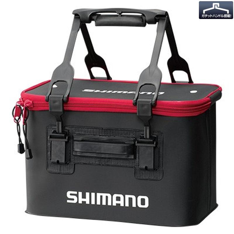 タックルバッグ シマノ 半額 SHIMANO BK-016Q バッカン 36cm 53097 ブラック EV 直営店