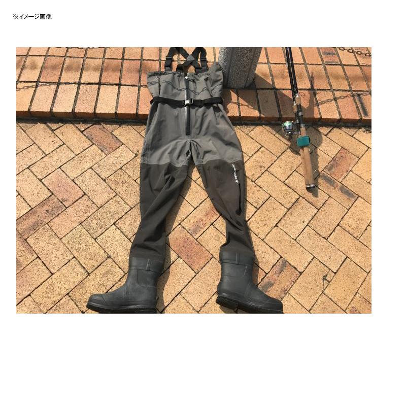 驚きの値段で アングラーズデザイン(Anglers-Design) ブーツフットフロントジップチェストウェーダー LL ADW-16 ツートングレー ADW-16, KATE&JACK シューズ.レインブーツ:b510077f --- supercanaltv.zonalivresh.dominiotemporario.com