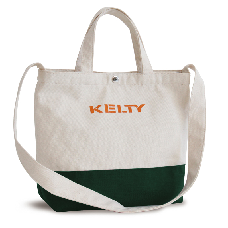 KELTY(ケルティ) SHOULDER LOGO TOTE 8L Forest 2592223