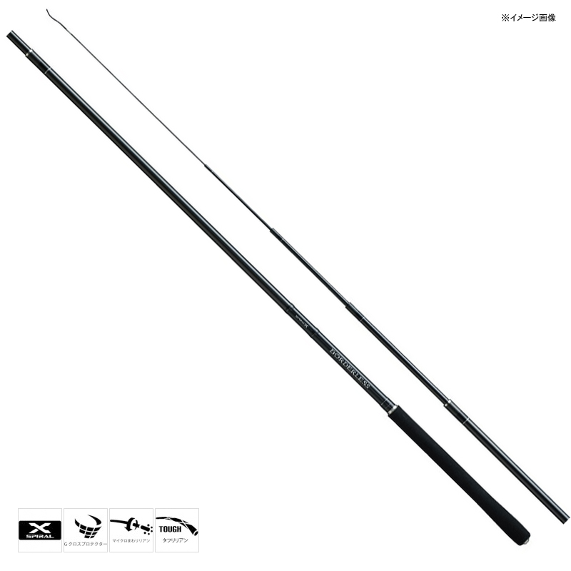 シマノ(SHIMANO) ボーダレスGL V540T 37217