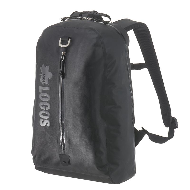 ロゴス(LOGOS) SPLASH mobi ザック25 25L ブラックカモ 88200166