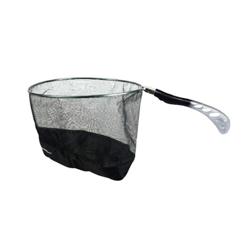 下野(しもつけ) NEB 鮎手網テクノソフト 38BR袋 ブラック