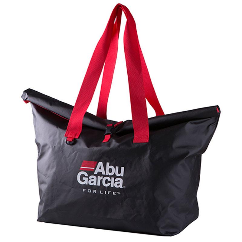 タックルバッグ 年間定番 アブガルシア Abu Garcia ターポリントートバッグ 3 捧呈 L ブラック 1479605