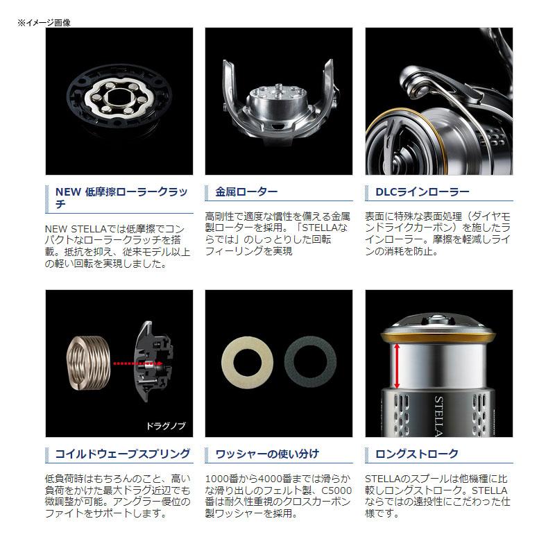 シマノ(SHIMANO) 18 ステラ 2500S 03801