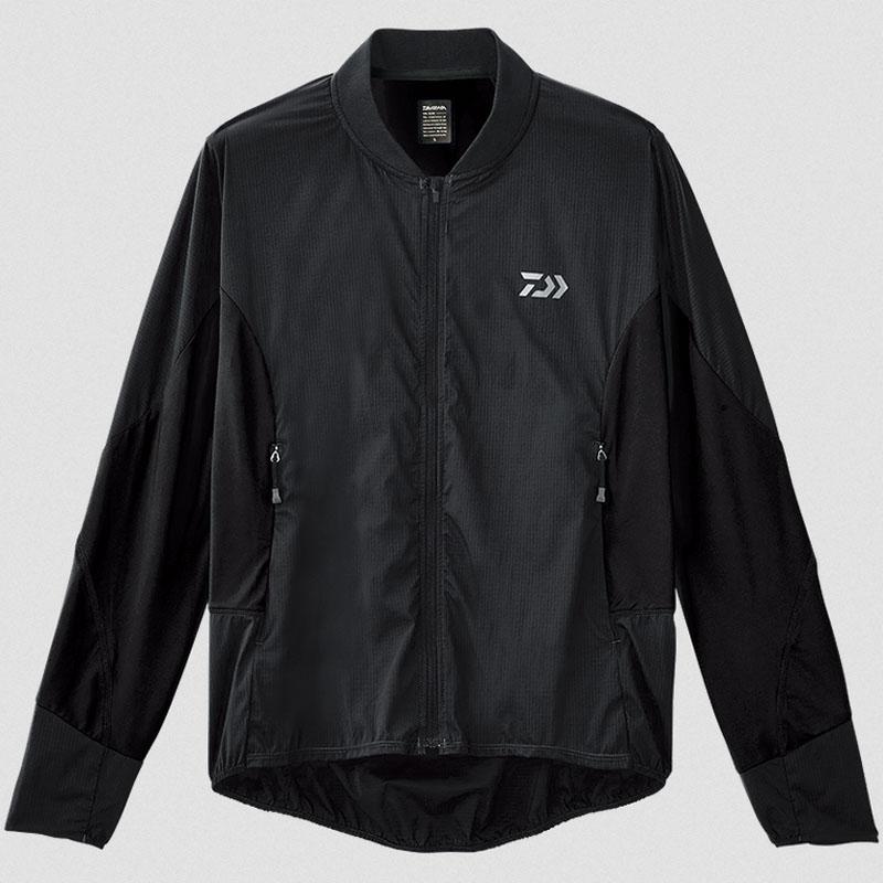 ダイワ(Daiwa) DJ-35008 ストレッチハイブリッドジャケット XL ブラック 08330253