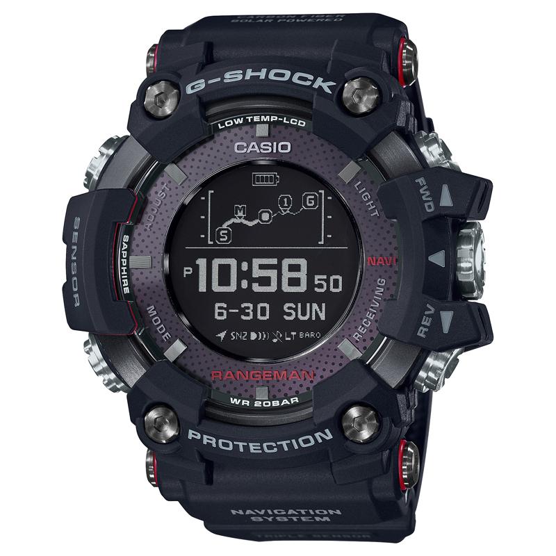 G-SHOCK(ジーショック) 【国内正規品】GPR-B1000-1JR ブラック GPR-B1000-1JR