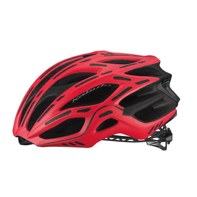 オージーケー カブト(OGK KABUTO) ヘルメット FLAIR フレアー S/M マットレッド FLAIR