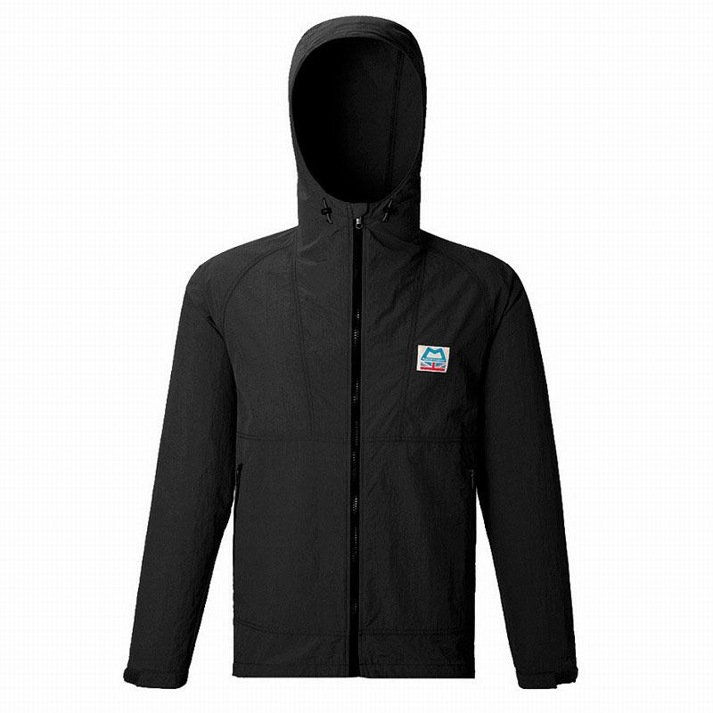 【P10倍☆3店舗買い回りで!4/9~】 マウンテンイクイップメント(Mountain Equipment) Classic Wind Jacket M ブラック 425142
