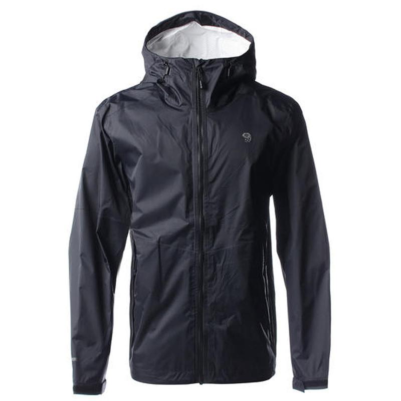 マウンテンハードウェア Exponent Jacket(エクスポーネント ジャケット)Men's S 010(Black) OM0393