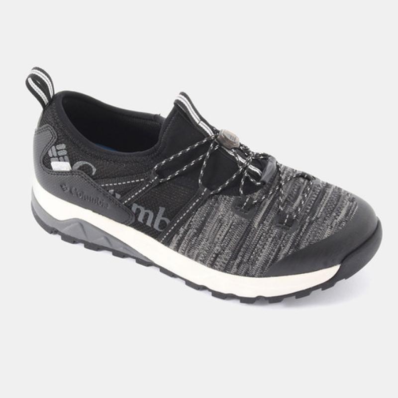 Columbia(コロンビア) Rock 'N Trainer Lo Outdry(ロックン トレイナー ロウ アウトドライ) 8.5/26.5cm 010(Black) YU3933