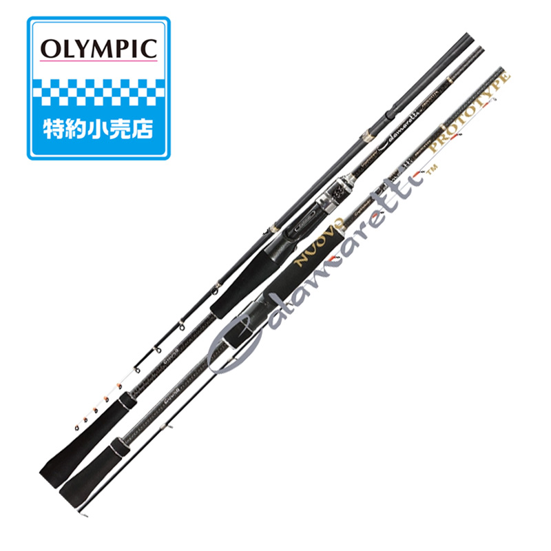 オリムピック(OLYMPIC) ヌーボ カラマレッティ プロトタイプ GNCPRC-652ML-S G08677