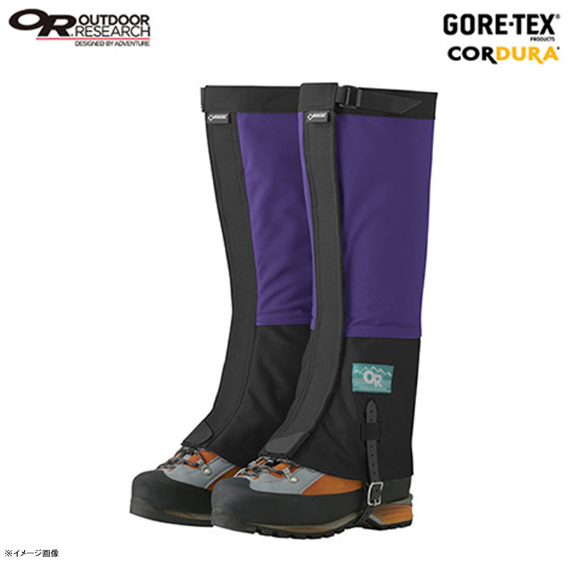 OR(アウトドアリサーチ) レトロクロコダイル L purple rain×black 19841908004007