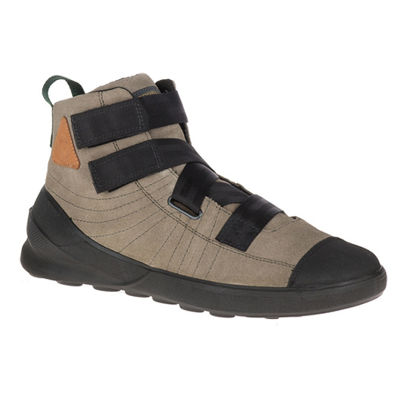 MERRELL(メレル) FLASH ASCENT MID SUEDE 9/27.0cm BRINDLE M95193