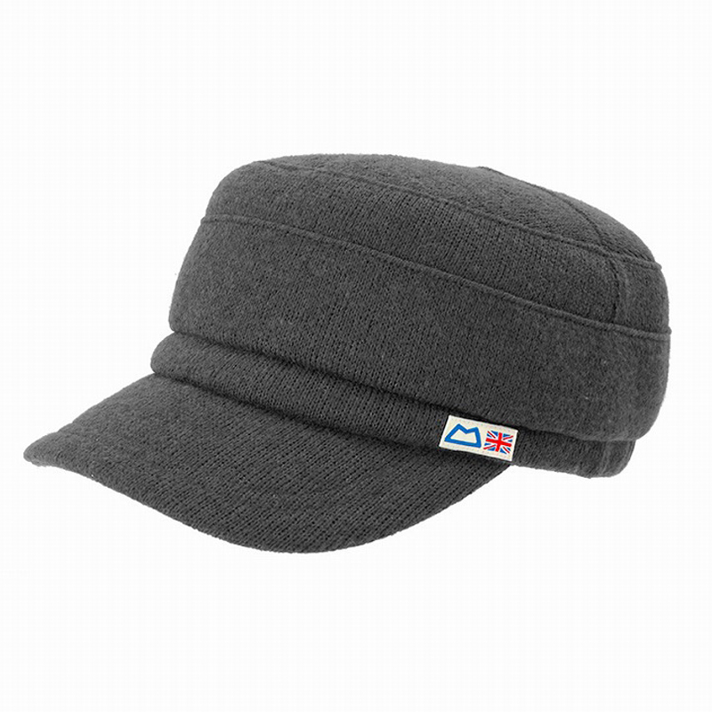 Winter Patrol Cap M チャコール