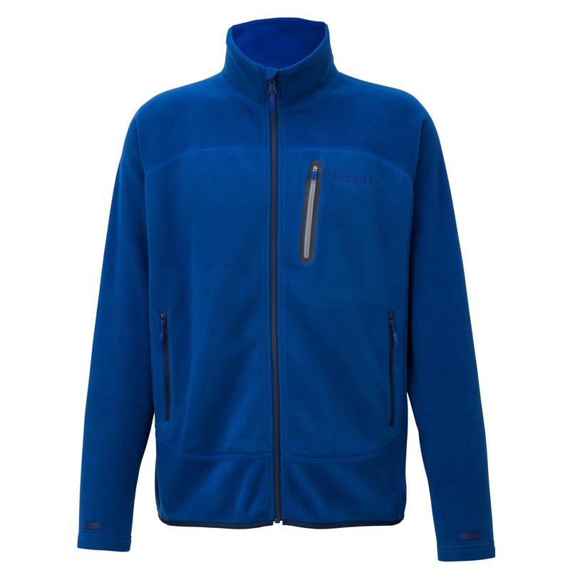 Marmot(マーモット) POLARTEC(R) Micro Jacket (ポーラテックマイクロジャケット) Men's L BL(ブルー) TOMMJL40