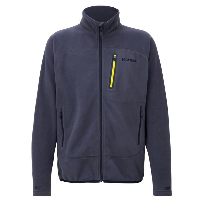 Marmot(マーモット) POLARTEC(R) Micro Jacket (ポーラテックマイクロジャケット) Men's XL SGY(スレートグレー) TOMMJL40