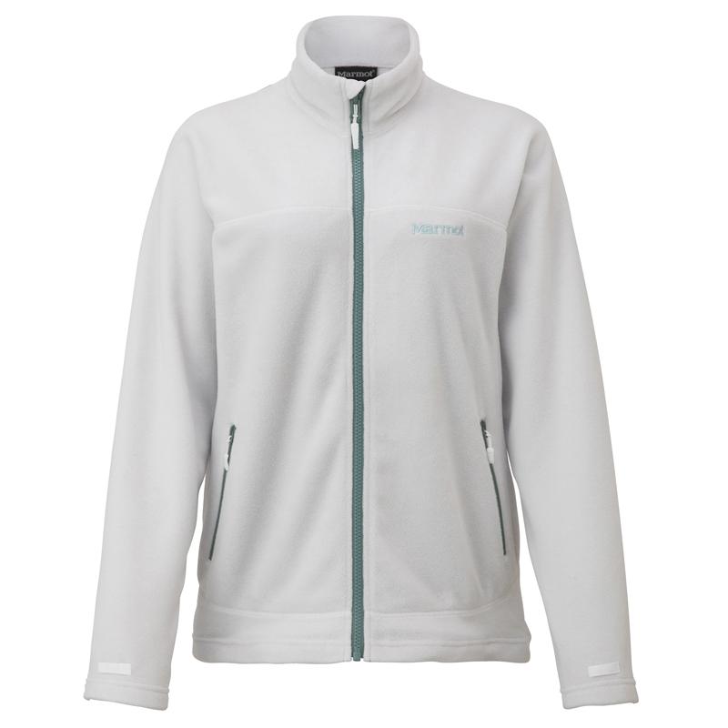 Marmot(マーモット) W's POLARTEC(R) Micro Jacket(ウィメンズポーラテックマイクロジャケット) M GL(グレイシャー) TOWMJL40