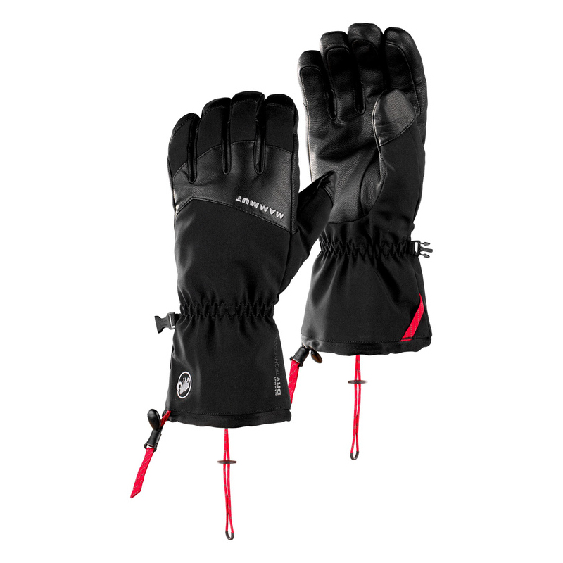 MAMMUT(マムート) Stoney Advanced Glove 10 black 1090-05790