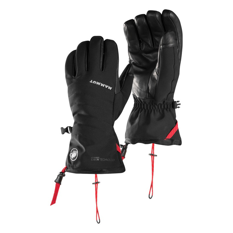 MAMMUT(マムート) Stoney Advanced Glove Women's 6 black 1090-05800