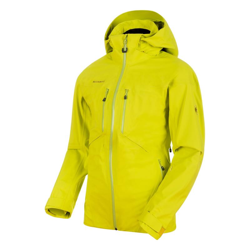 MAMMUT(マムート) Men's canary Jacket Stoney HS Jacket Men's M canary 1010-26460, 杵築市:81cc5ea4 --- sunward.msk.ru