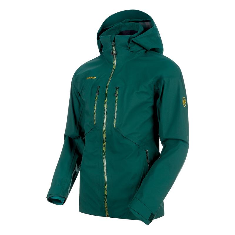 MAMMUT(マムート) Stoney HS HS Jacket Men's S 1010-26460 dark teal S 1010-26460, N CUSTOM:24ef3283 --- sunward.msk.ru