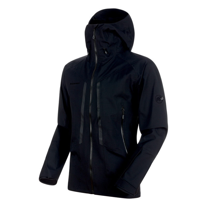 Masao HS Hooded Jacket Men's M black