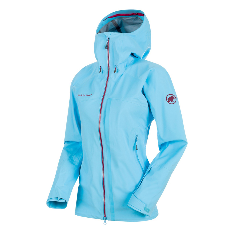 MAMMUT(マムート) Masao HS Hooded Jacket Women's L whisper 1010-26510