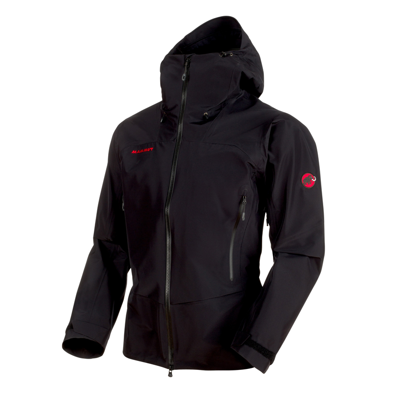 MAMMUT(マムート) Alpine Guide HS Jacket Men's 3XS black 1010-26570