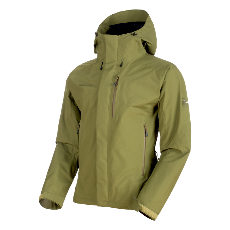 MAMMUT(マムート) Ayako Pro HS Hooded Jacket Men's L clover 1010-26740