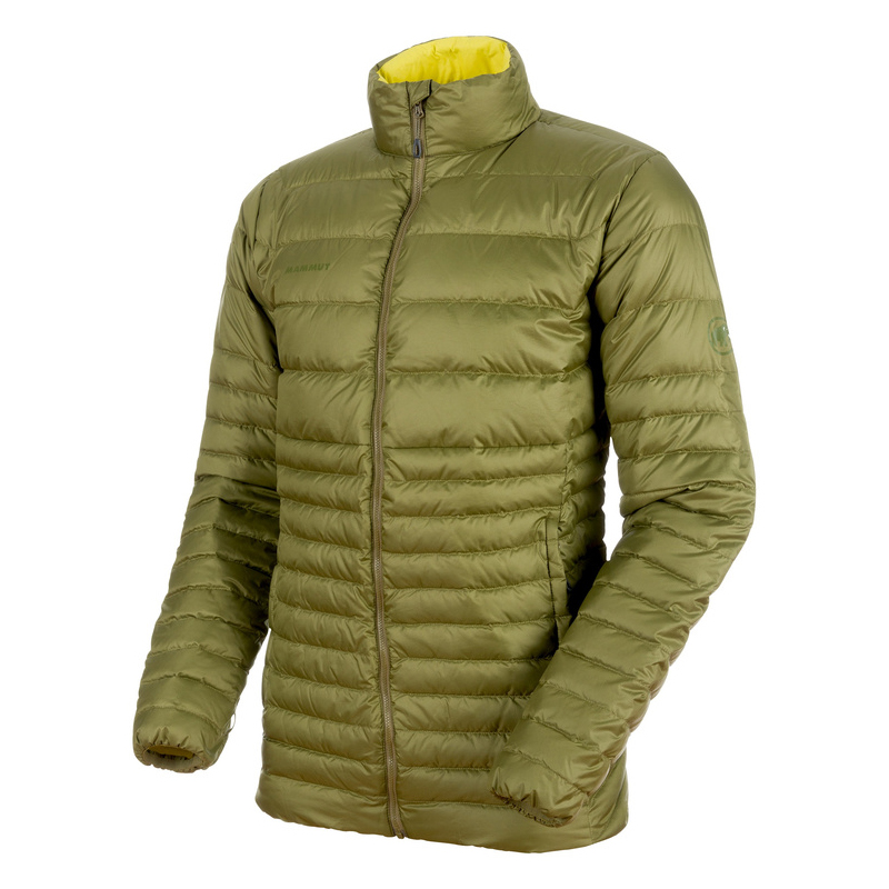 MAMMUT(マムート) Convey IN Jacket Men's L clover×canary 1013-00430