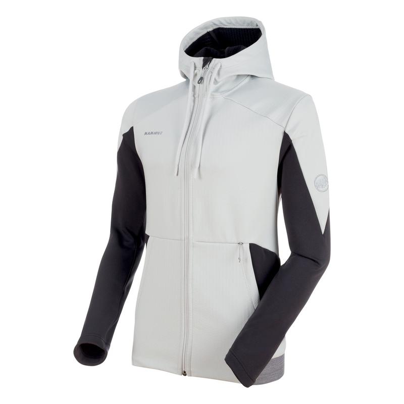 MAMMUT(マムート) Alnasca ML Hooded Jacket Men's M marble×granit×phantom 1014-00360