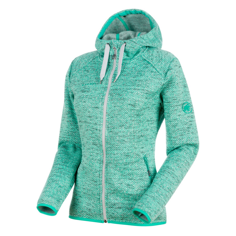 MAMMUT(マムート) Chamuera ML Hooded Jacket Women's S atoll 1014-24971