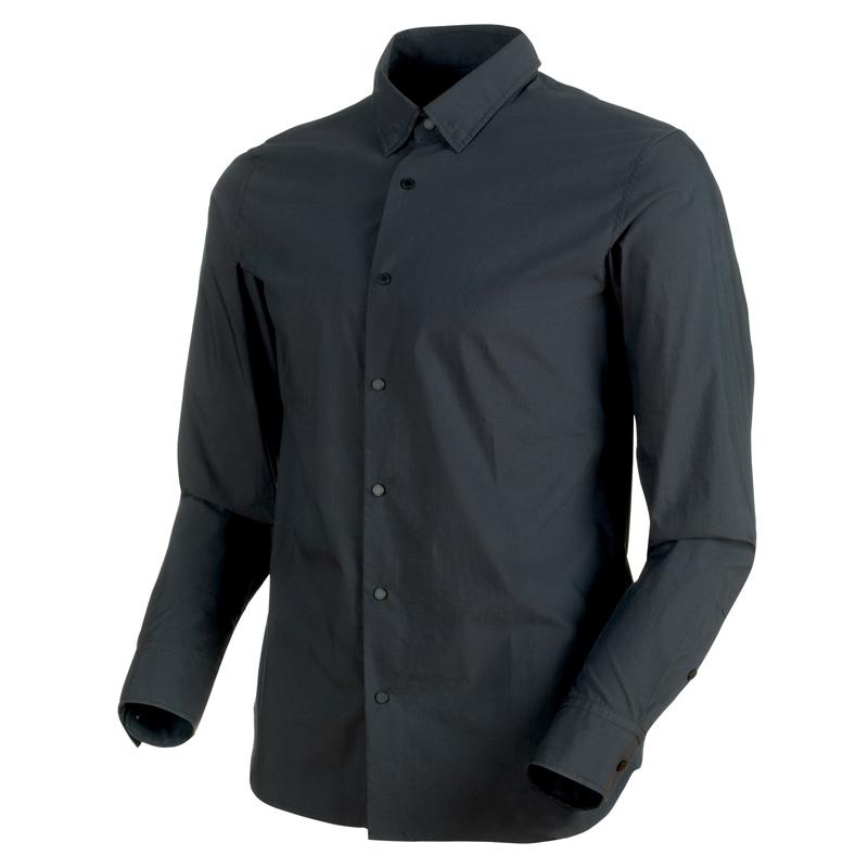 MAMMUT(マムート) CHALK Shirt Men's M phantom 1015-00200