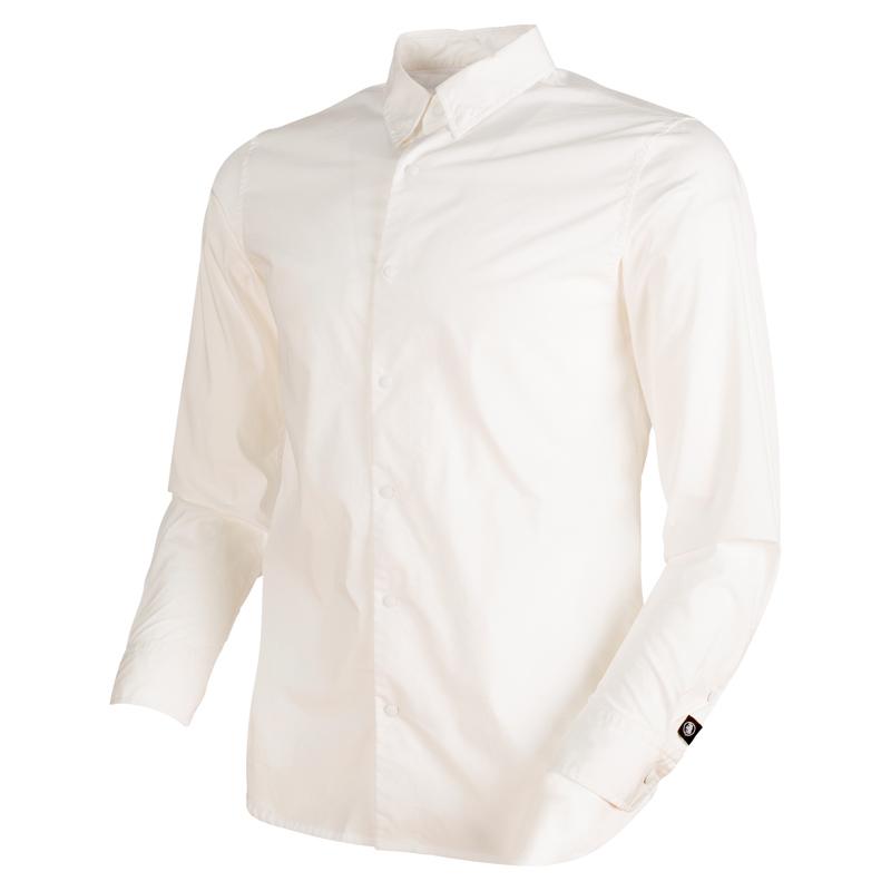 MAMMUT(マムート) CHALK Shirt Men's XS white 1015-00200