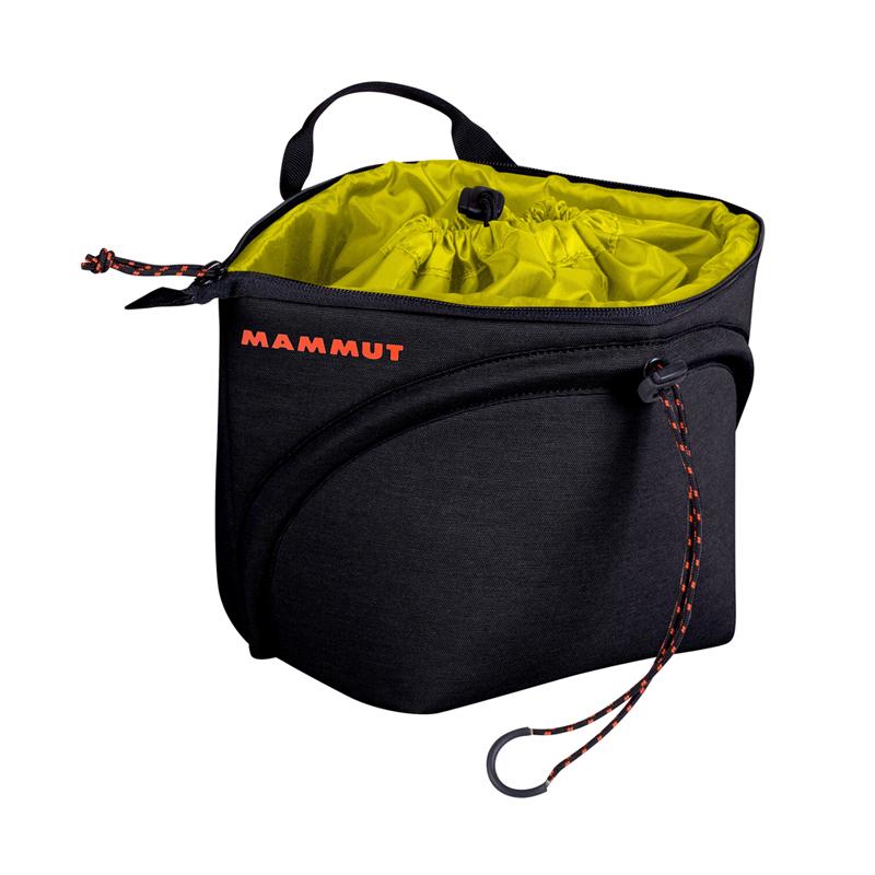 MAMMUT(マムート) Magic Boulder Chalk Bag ワンサイズ black 2290-00980