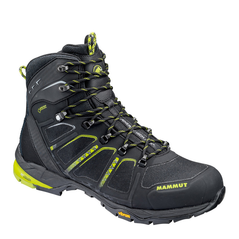 MAMMUT(マムート) T Aenergy High GTX(R) Men's 8.5/27.0cm black×sprout 3020-05570