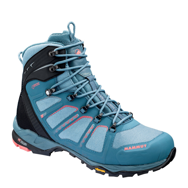 MAMMUT(マムート) T Aenergy High GTX(R) Women's 6.5/25.0cm dark cloud×cloud 3020-05580